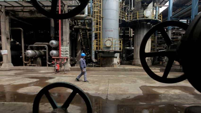 Oil prices fall on higher OPEC output, U.S. crude stocks