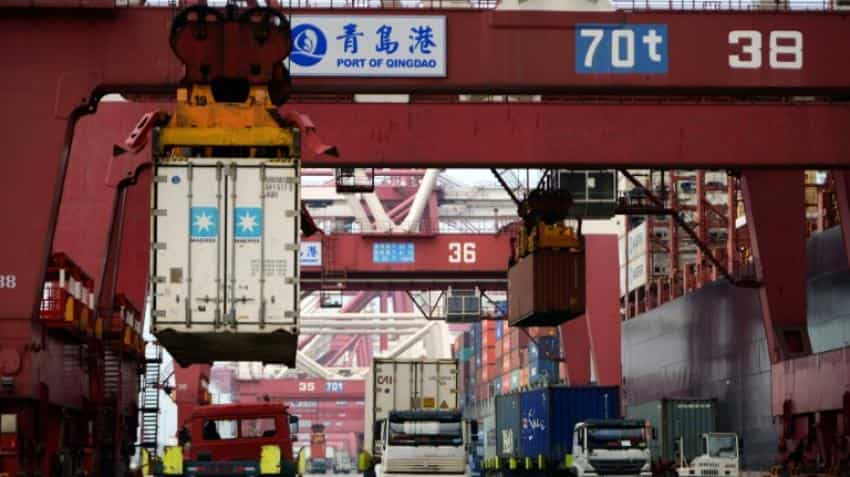 China exports dive in September on weak global demand