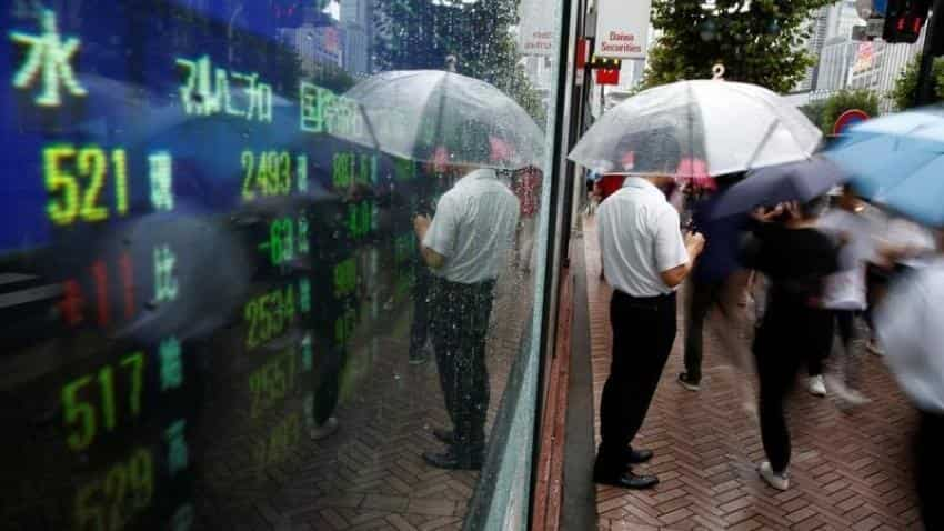 Asia stocks, dollar edge up on China inflation data relief