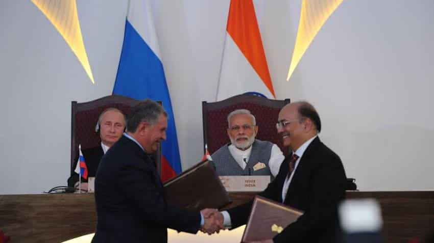 India, Russia sign 16 agreements across multiple sectors