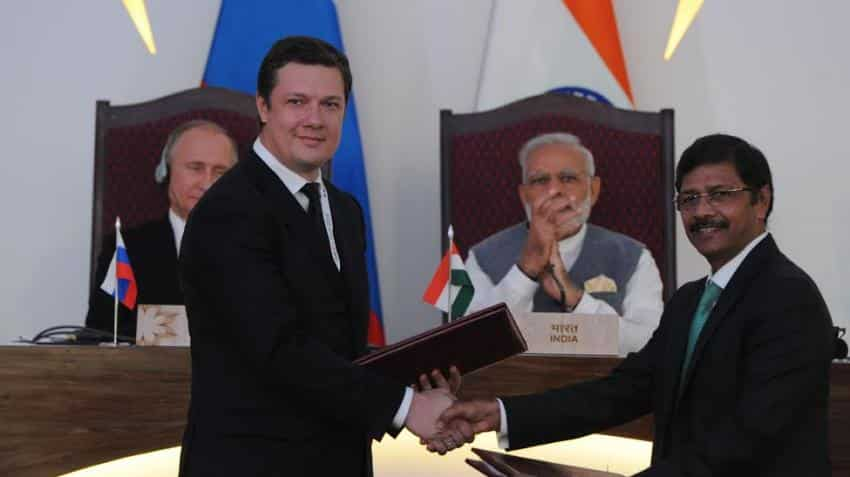 India, Russia sign key defence, economic pacts