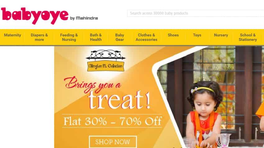 Mahindra & Mahindra sells franchise biz of BabyOye to FirstCry for Rs 362.1 crore