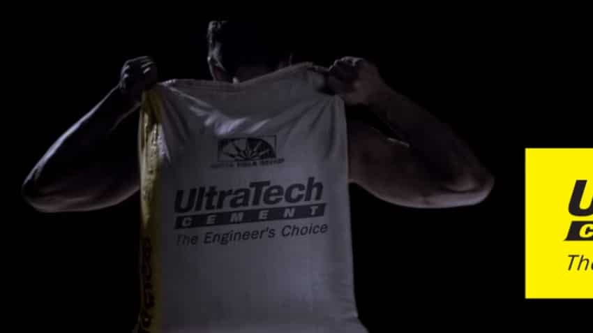 Ultratech Cement net profit rises by 25% to Rs 614.30 crore