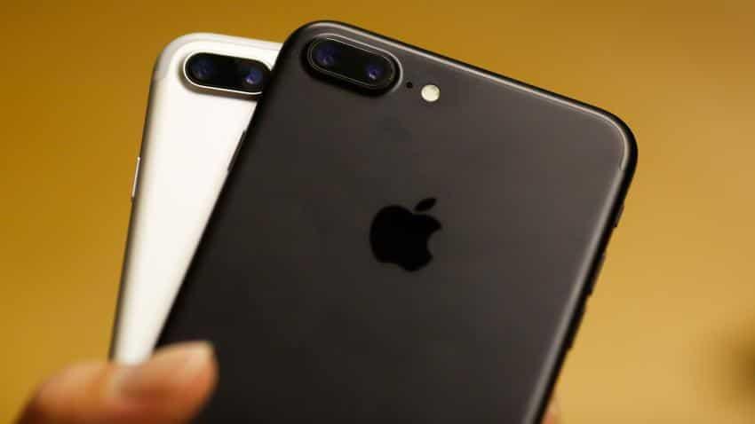 the best attitude 5ab02 71de1 Apple iPhone 7 has ''hidden home button'' on screen, Technology News ...