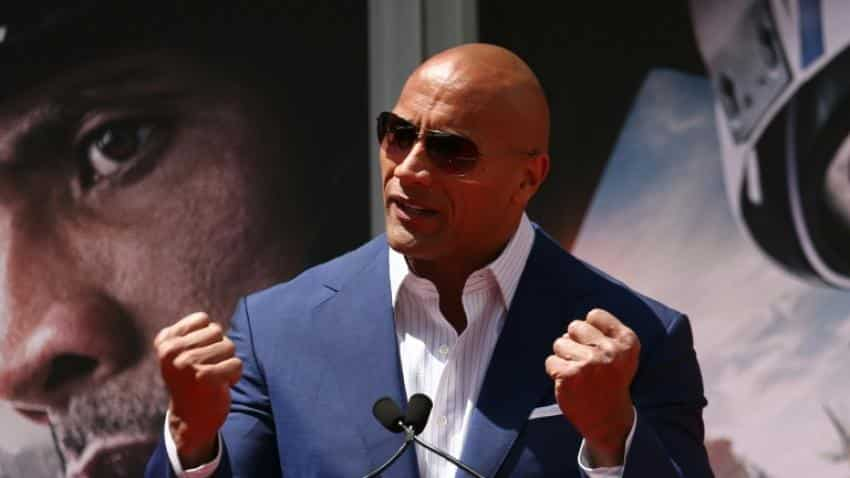 YouTube signs up 'The Rock' for new pay channel