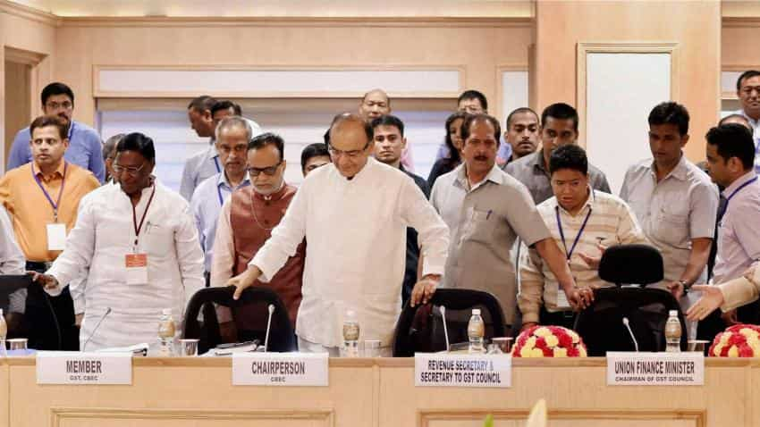 GST rate structure to be decided on November 3-4: FM Jaitley