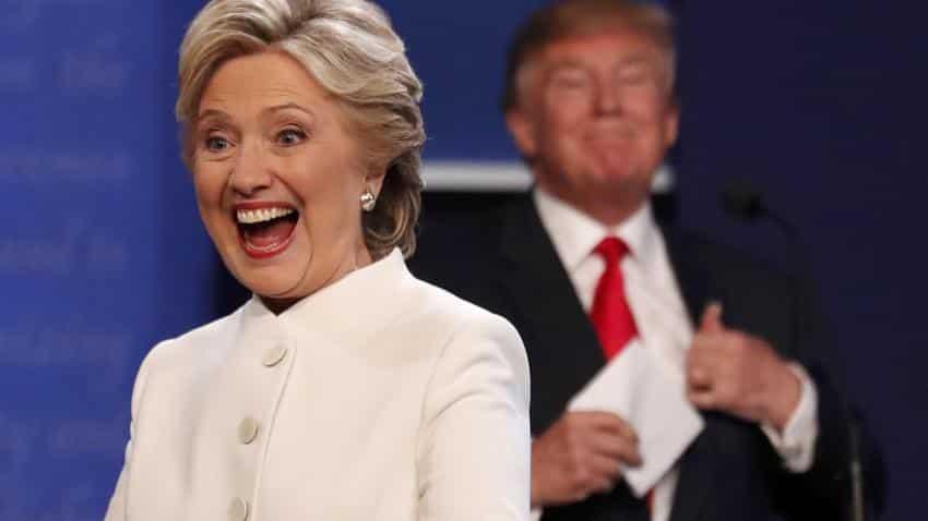 Clinton, Trump spar over gun control, Russia, immigration in final debate