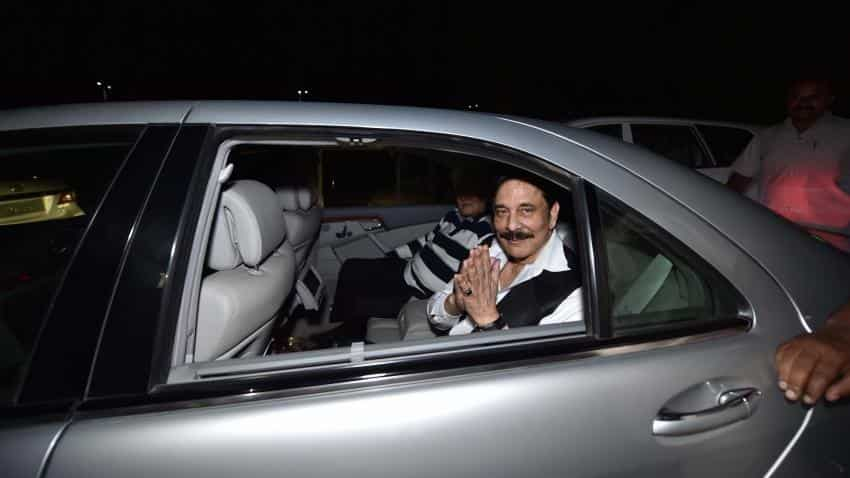 Sahara Group to deposit Rs 200 crore by tomorrow as SC advances hearing