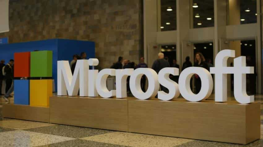 Microsoft quarterly earnings rise on high demand for cloud