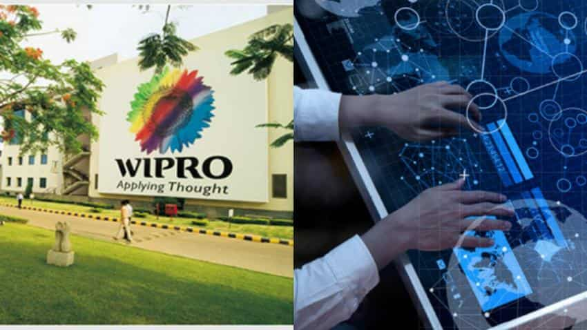Wipro, Mindtree shares in green ahead of earnings