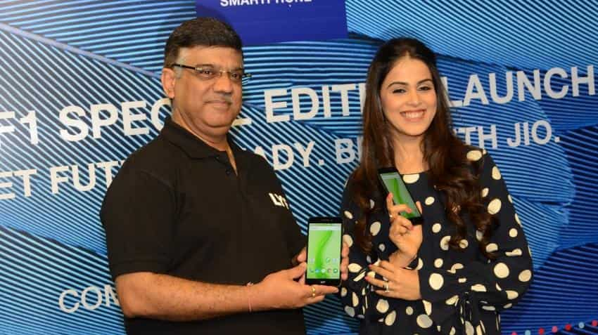 Reliance launches LYF F1 smartphone priced at Rs 13,399