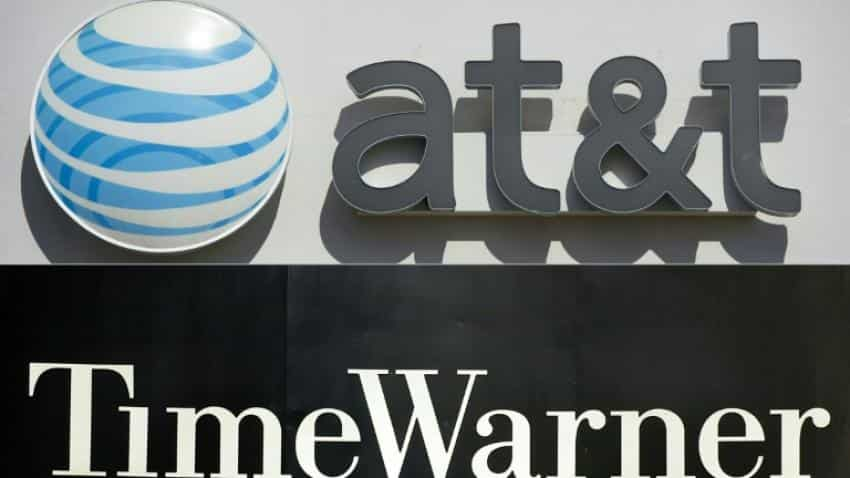 AT&T in advanced talks to buy Time Warner for over $90 billion