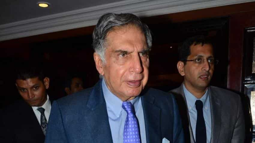 Taking charge is in the interest of stability of Tata Sons: Ratan Tata to employees