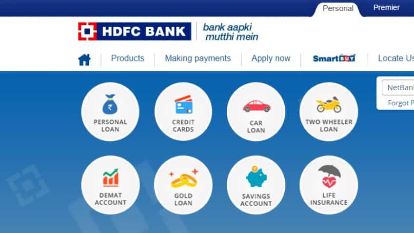 HDFC Bank's home loan advances drop