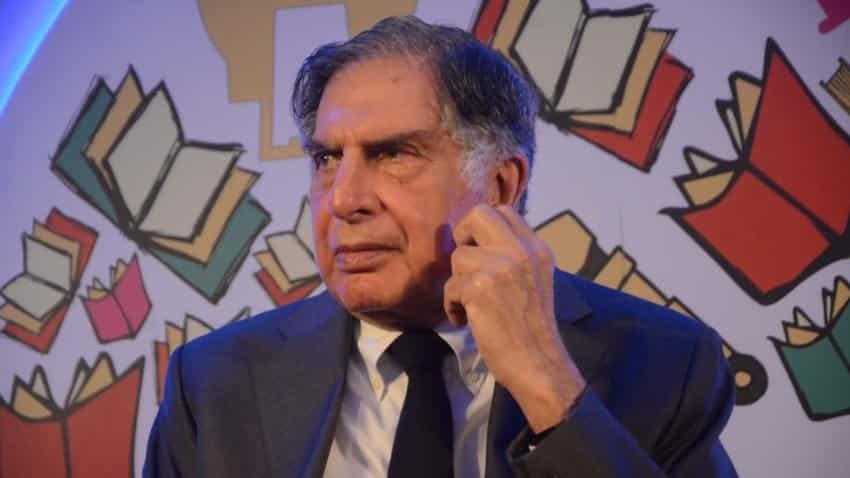 Tata companies must focus on market position, says Ratan Tata