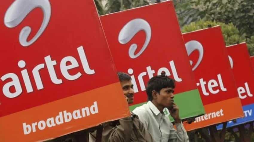 Bharti Airtel posts 5% drop in Q2 net profit