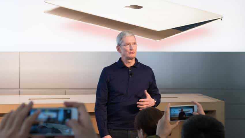 Couldn't be more excited about investments in 4G in India, Tim Cook says