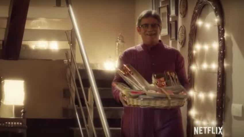 Netflix's spoof Diwali ad woos viewers to subscribe