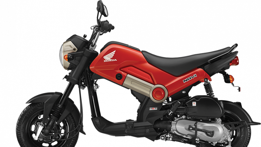 Honda's bike Navi crosses 50,000 sales mark in 6 months