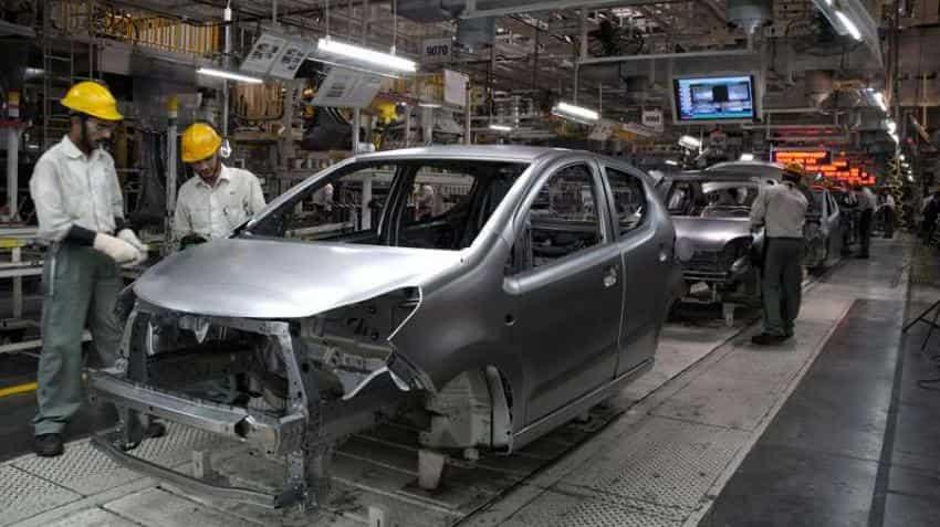 Maruti Suzuki shares dive as October car sales drop