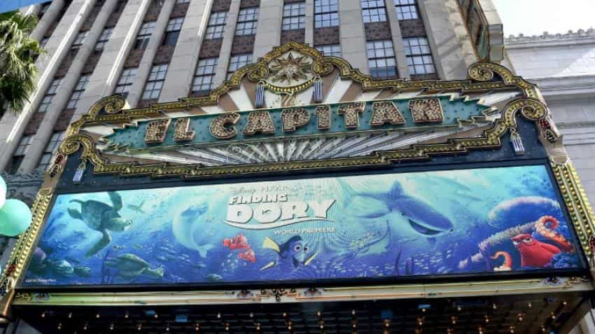 Disney enjoys best ever year at box office