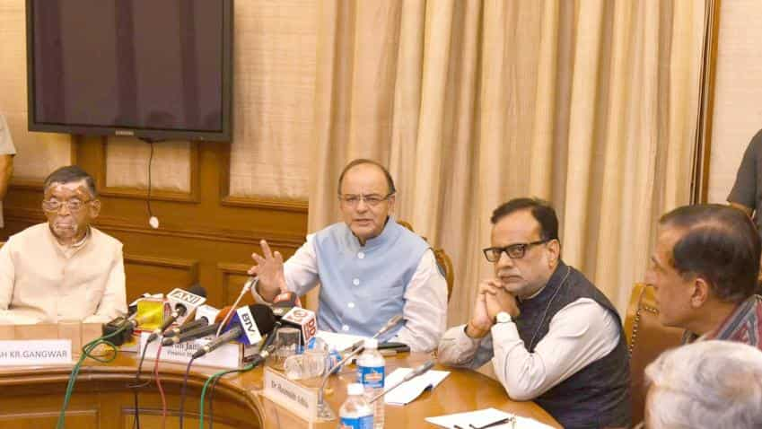 GST Council Meet: Govt should commit to converge four tax rates into 1 or 2, says CII