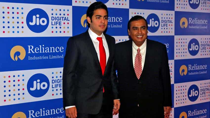 Reliance's petrochemical business to cover Jio's weak cash generation