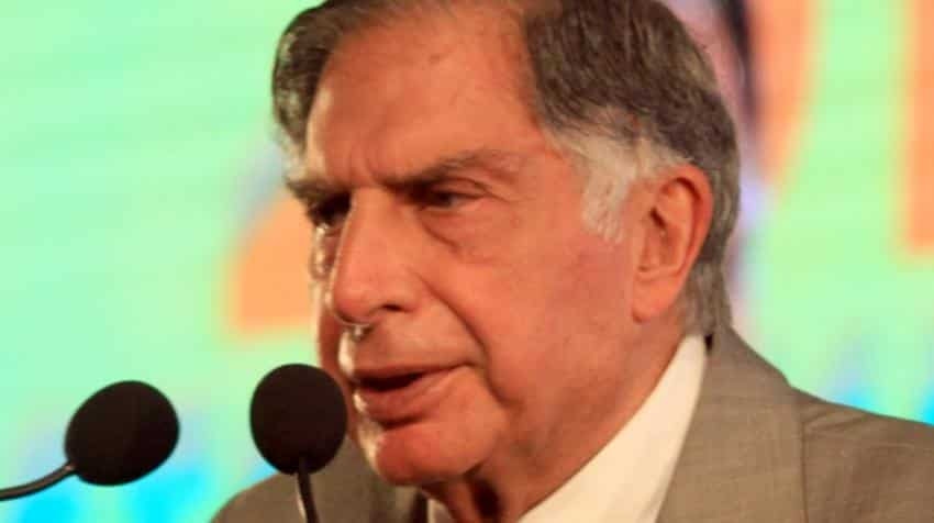 Ratan Tata installs new management team at Tata Sons