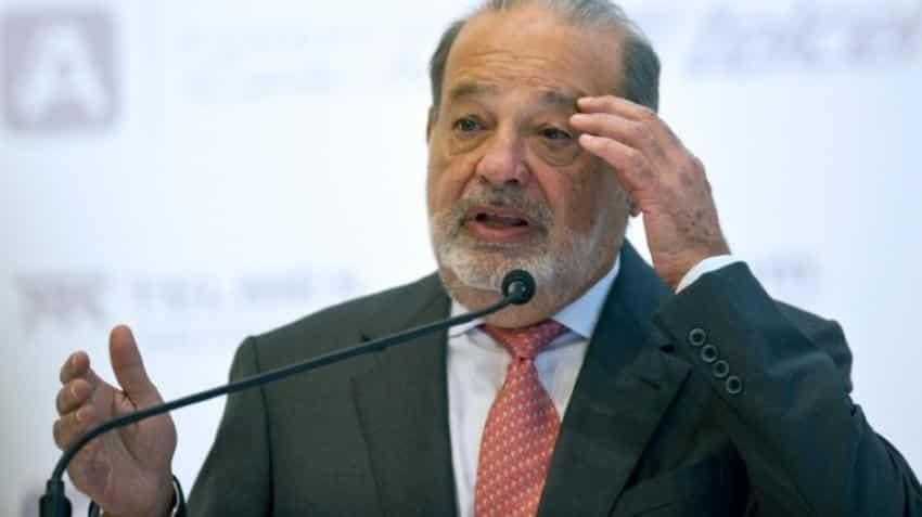 Trump would wreck US economy: Carlos Slim