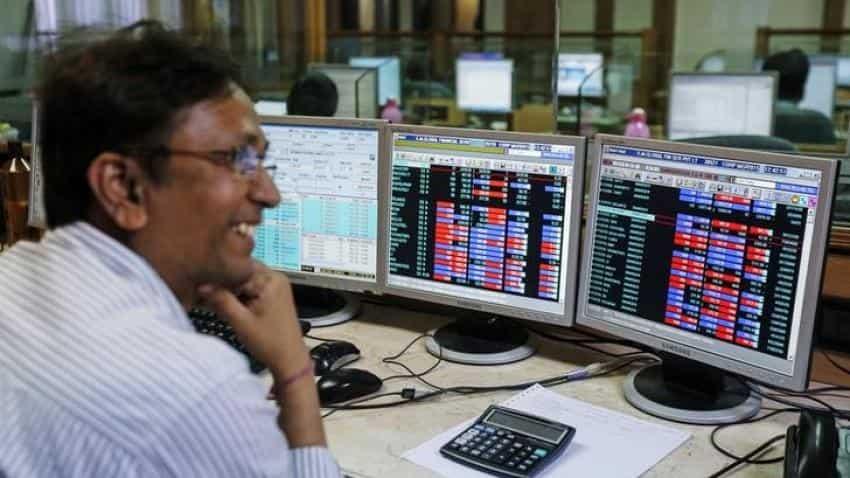 Sensex rises as Clinton's chances brighten
