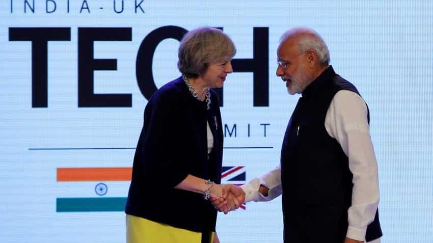 From bilateral trade to student visas; 7 key things PM Modi told Theresa May