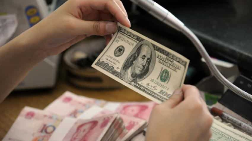 China's forex reserves down nearly $46 billion in October