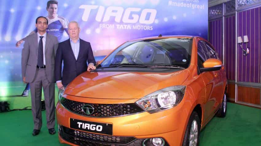 Tata Motors' shares surge over 5%; clarifies FIIs issue