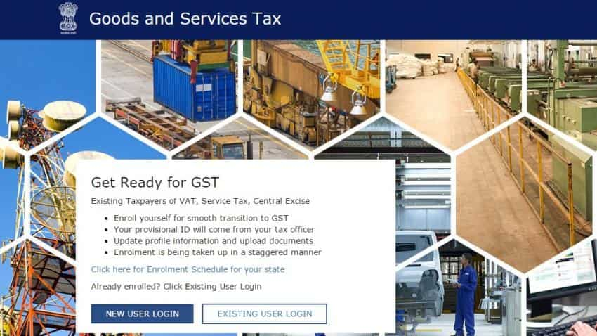 GST portal goes live, infrastructure and software almost ready: Chairman
