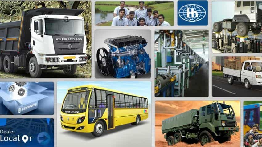 Ashok Leyland reports 71% jump in net profit; shares soars