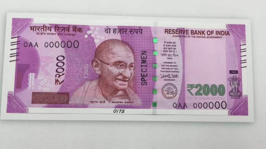 New Rs 500, Rs 2000 notes: Here are the new features