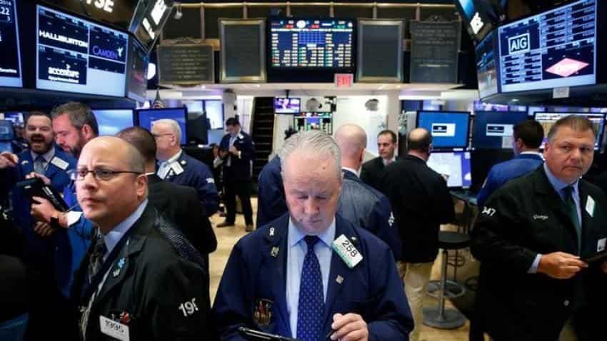 Dollar, Mexican peso, stocks sink as Donald Trump edges ahead