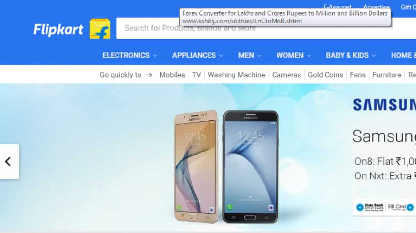 Flipkart, Amazon India temporarily disable COD options for goods