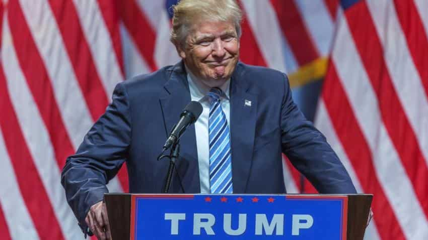 US elects Donald Trump as President