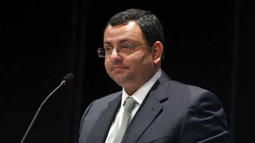 Tata removes Cyrus Mistry as TCS chairman; Ishaat Hussain interim chairman