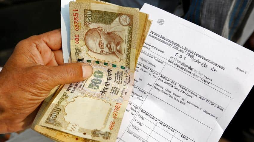 Now, you can pay water, electricity bills using old Rs 500, Rs 1,000 notes