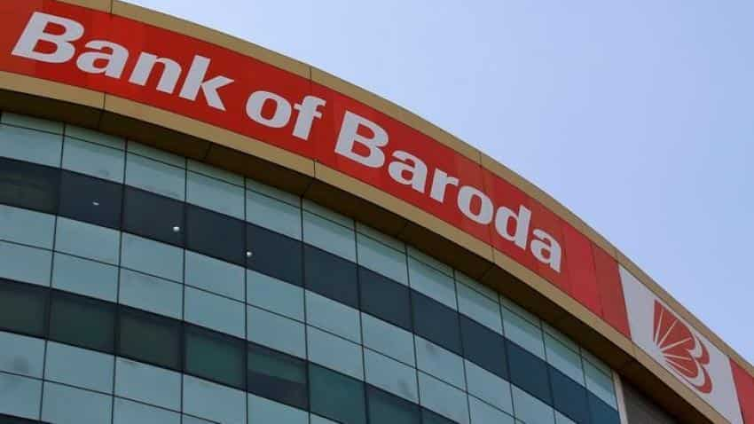 Bank of Baroda net profit rises by 343.54%; provisions for bad loans decline