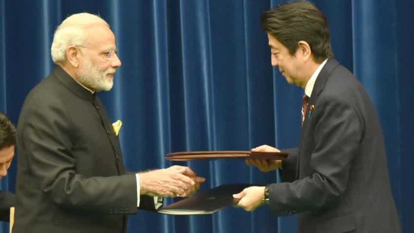 India, Japan signs landmark Civil Nuclear Deal