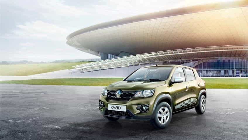 Renault launches new Kwid AMT priced at Rs 4.25 lakh