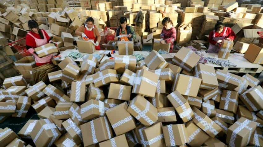 China retail sales up 10.0% on-year in October