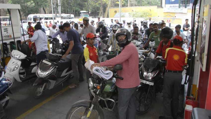 Petrol price cut by Rs 1.46, diesel by Rs 1.53 per litre