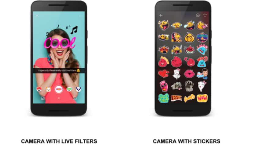 Now, Hike Messenger takes on Snapchat with three new features