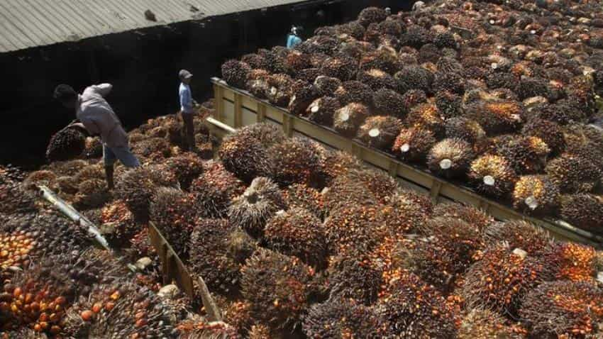 Cash crunch to hurt Indian palm oil imports