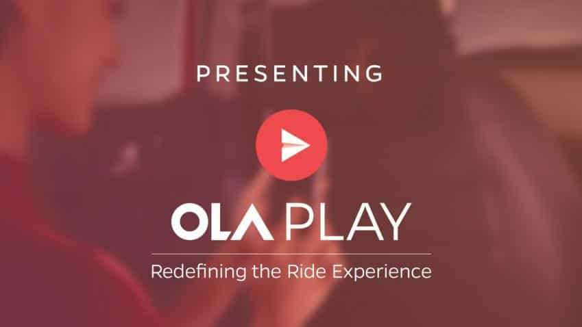 Ola launches connected car platform for ride-sharing