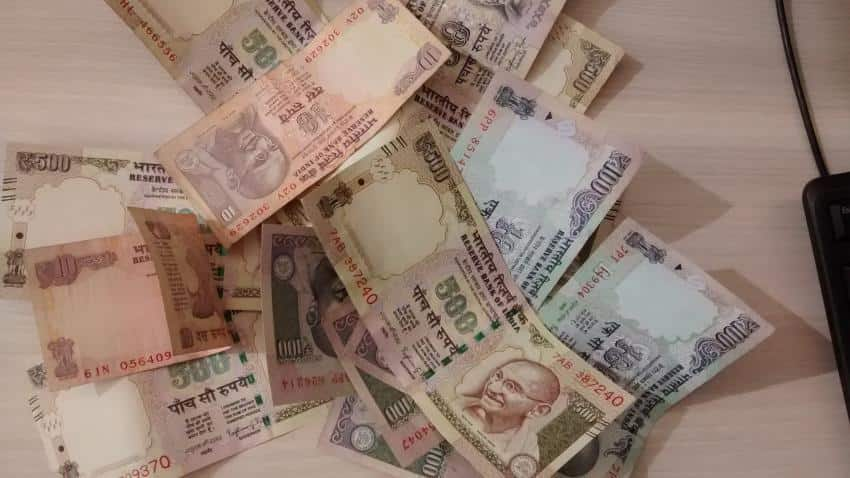 Rupee dives to near three-year lows as Trump, demonetisation weigh heavy